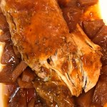 Crock Pot Sweet & Sour Pork Loin with Pineapple