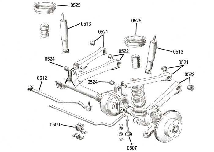 1991 jeep xj suspension diagram