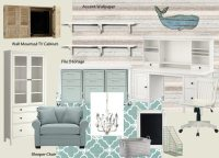 Feminine Home Office & Ikea Office Ideas - A Space to Call ...