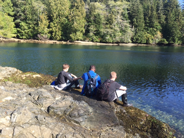 Student Updates from Bamfield Marine Sciences Station
