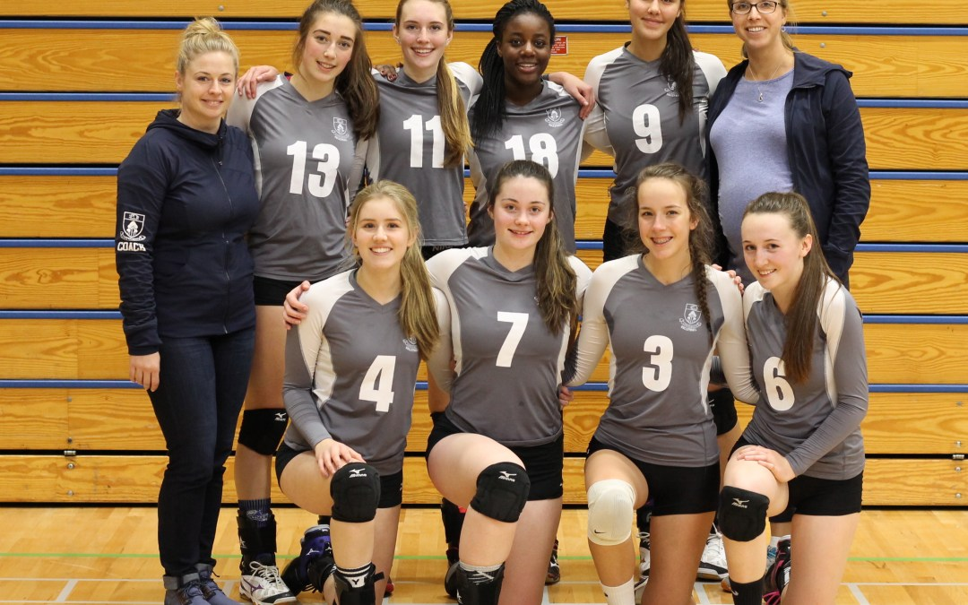 Volleyball Teams Compete in Weekend Tournaments
