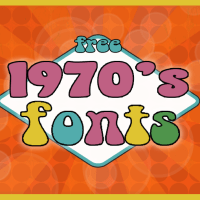 Groovy 70s Fonts