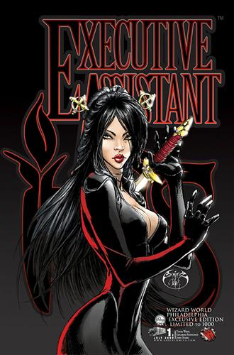 Executive Assistant Iris #1 Wizard World Philly - On Sale