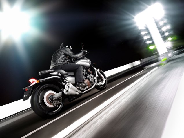 Yamaha Opening Pakistani Manufacturing Plant to Serve Asian/African Markets Yamaha V Max drag strip 635x476
