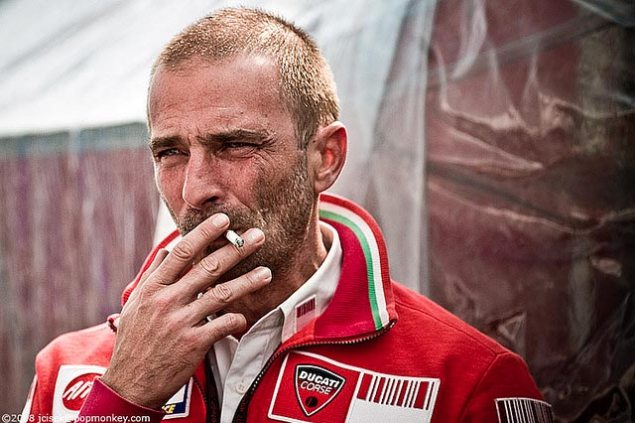 MotoGP: Livio Suppo Leaves Ducati Corse for HRC livio suppo ducati corse jules cisek popmonkey 635x423
