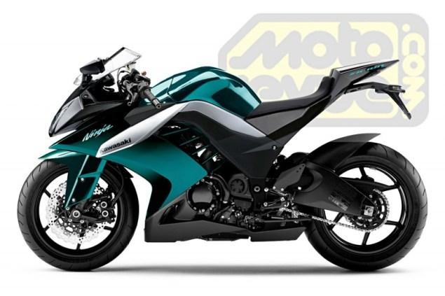 2011 Kawasaki ZX 10R Imagined 2011 Kawasaki ZX 10R MotoRevue Jerome Vannesson 635x423