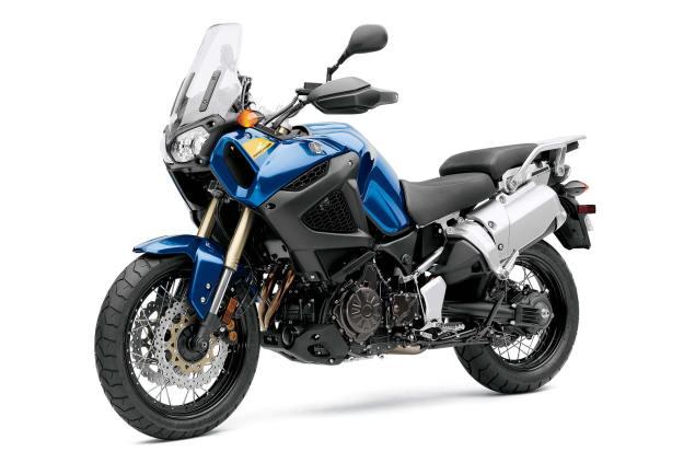 2012 Yamaha XT1200Z Super Ténéré 2010 yamaha super tenere official 19 635x423