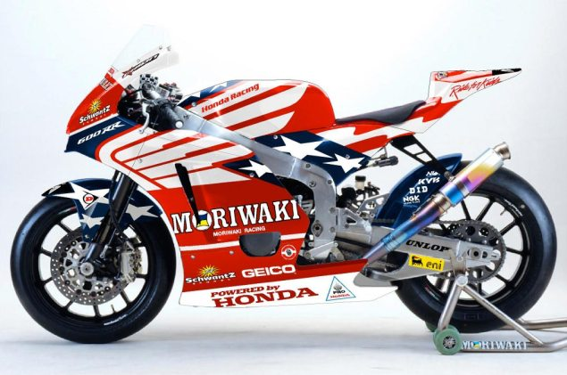 Honda Moto2 Livery for Indy Revealed American Honda Moto2 Moriwaki MD600 Drudi Performance 635x421