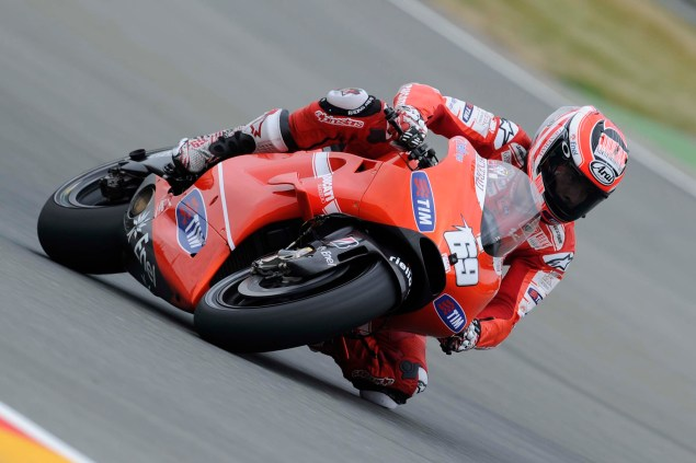 Ducati Desmosedici Gets Wings for Sachsenring Ducati Desmosedici GP10 wings Sachsenring 05 635x423