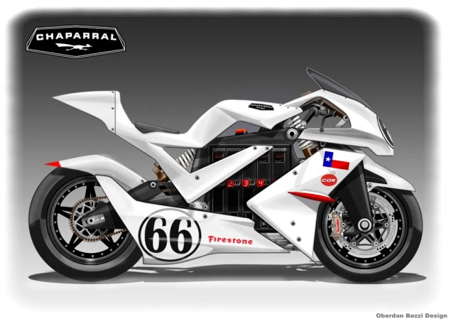 Concept: Chaparral A1 e Racer by Oberdan Bezzi Oberdan Bezzi Chaparral A1 e Racer 2 635x449
