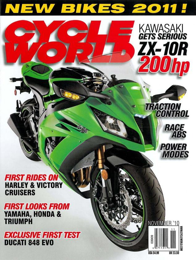 LEAKED: 2011 Kawasaki ZX 10R Details 2011 Kawasaki ZX 10R Cycle World newsstand leak 1206x1600
