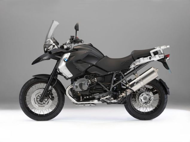 2011 BMW R1200GS Triple Black 2011 BMW R1200GS Triple Black 1 635x476