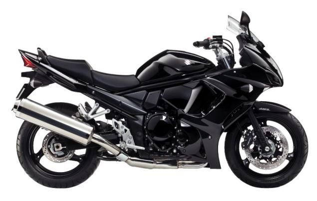 2011 Suzuki GSX1250FA Coming to the United States 2011 Suzuki GSX1250FA 635x403
