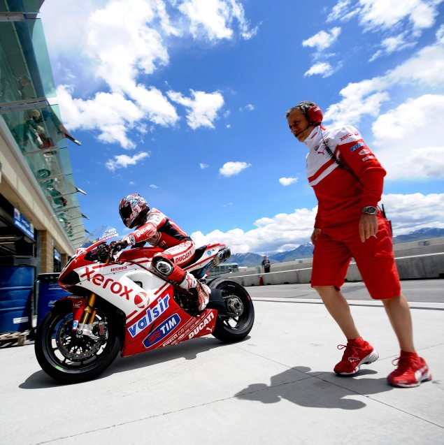 WSBK Reduces Number of Riders for Superpole in 2011 Haga Miller Motorsports Park 2010 635x637