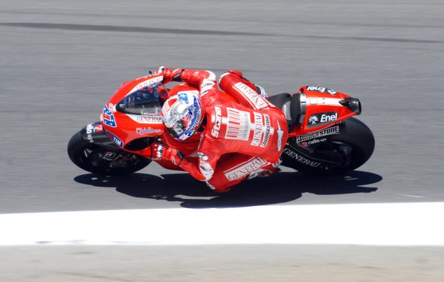 GP Commission Modifies 2011 Rules casey stoner rainey curve laguna seca 635x404