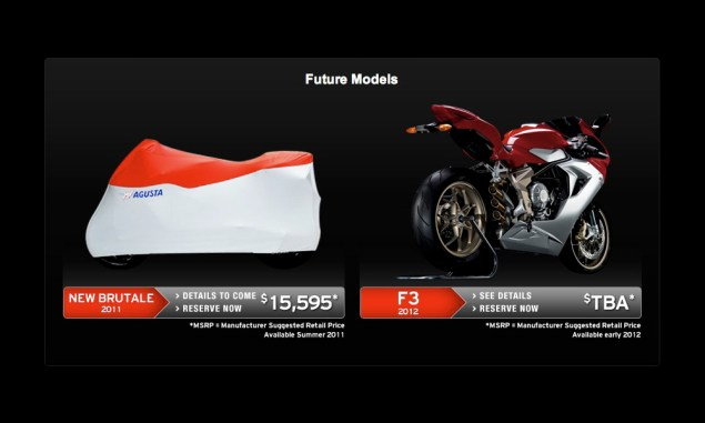 Canada Outs New MV Agusta Brutale Model & Pricing new mv agusta brutale 920 635x381