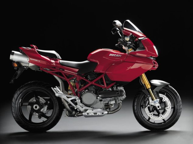 Recall: Ducati Multistrada 1100/1000/620 for Fuel Leak 2005 Ducati Multistrada 1100S 635x476