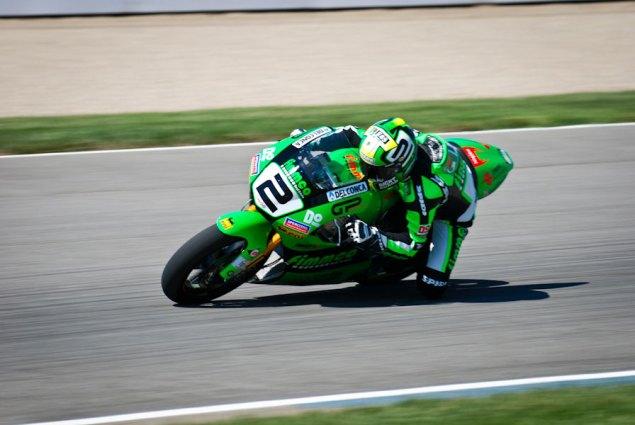 Talmacsi Testing with Pedercini WSBK Team at Sepang Gabor Talmacsi Moto2 Indianapolis 635x425