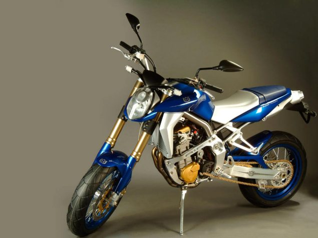 Rumor: Husqvarna Planning Road Bikes for 2012 Husqvarna SRT Tamburini 1 635x476