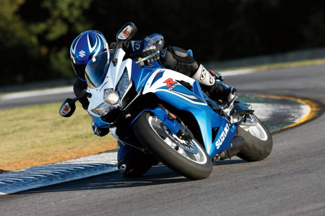 Suzuki Recalls 70,000+ Motorcycles for Faulty Rectifier 2009 Suzuk GSXR 600 635x422