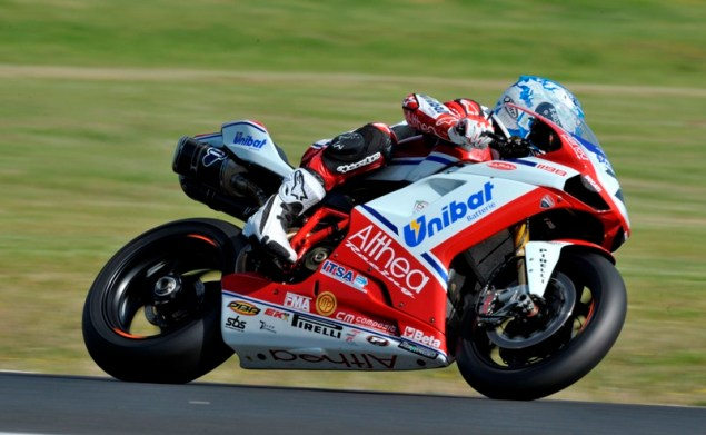 Carlos Checa Dominates at Phillip Island Test Carlos Checa Althea Racing WSBK Phillip Island test 635x391