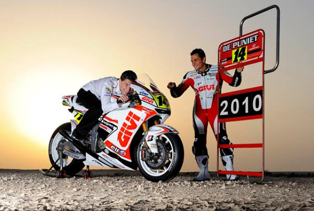 LCR Honda: This is How You Launch a MotoGP Team LCR Honda Lucio Cecchinello