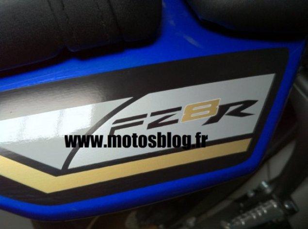 Yamaha FZ8R Cometh? Yamaha FZ8R