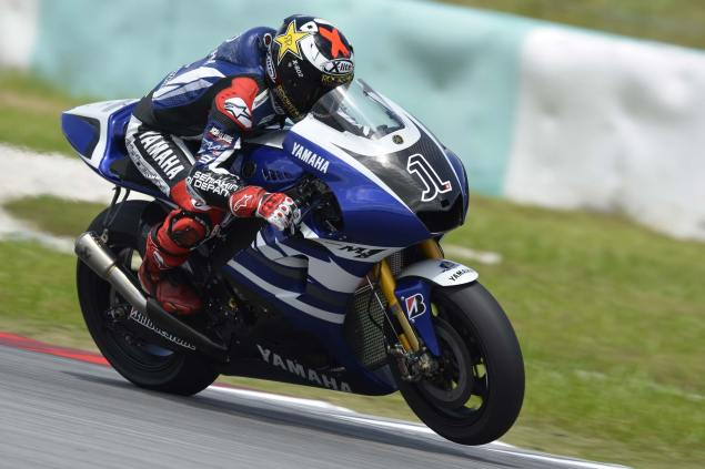 For Hire. Yamaha Racing Jorge Lorenzo Day Two Sepang 8 635x423