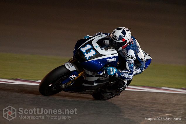 MotoGP: Qatar Test Day Two Results Ben Spies Qatar test Day two
