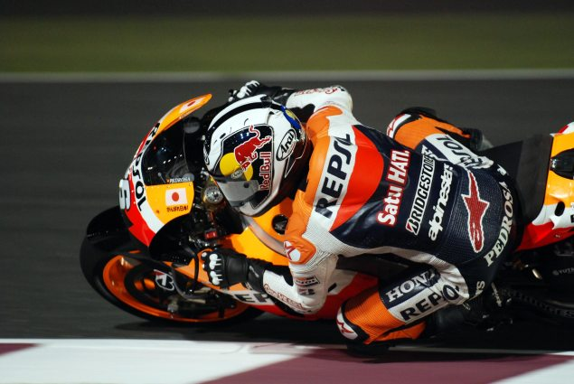 Chapter 1: Your Cheat Sheet to the Qatar GP Dani Pedrosa close up1 635x425