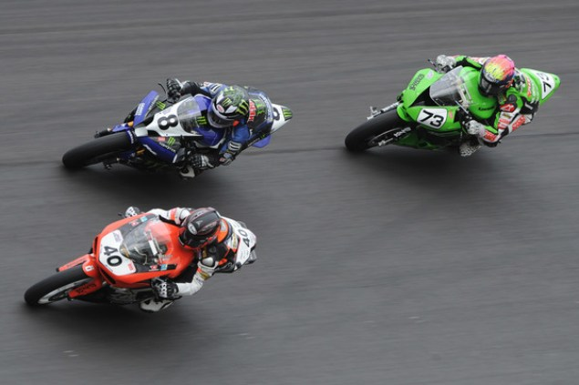 AMA Pro Racing Gets off to a Shaky Start with Daytona 200 Daytona Superbike 200