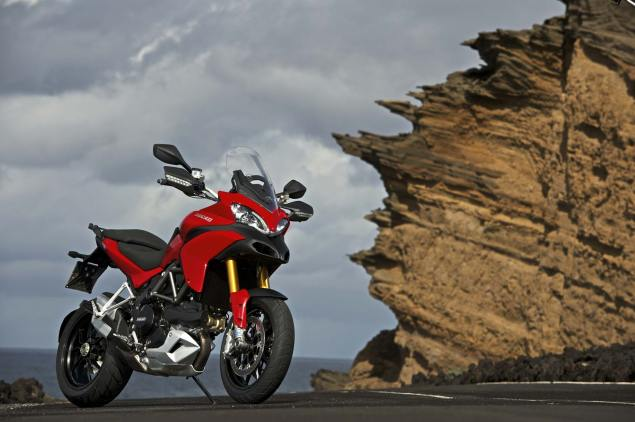 Ducatis Deal with the Devil: A Business Case for the Diavel Ducati Multistrada 1200 S Touring 635x422