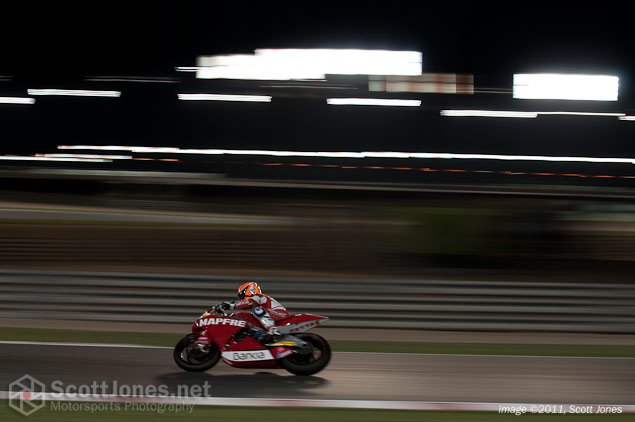 MotoGP: Qatar GP Turns into a Two Wheeled Battle Royal Hector Barbera MotoGP Qatar GP Scott Jones