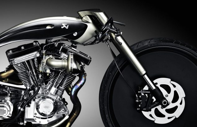 Akrapovič Morsus Custom Motorcycle Akrapovic Morsus 635x410