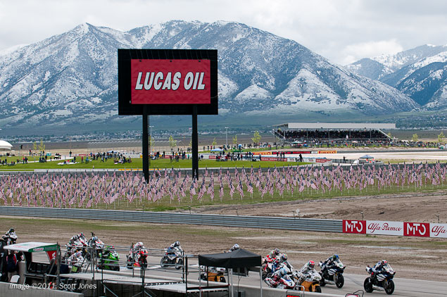 WSBK: Landslide Win in Race 2 at Miller Motorsports Park World Superbike Race 2 Miller Scott Jones