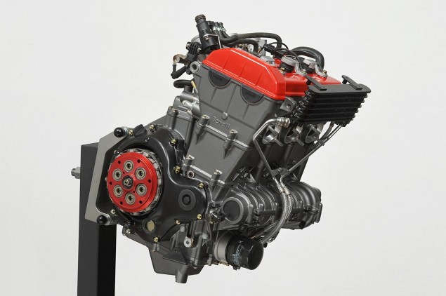55 Photos of the 2011 Benelli TnT R160 2011 Benelli TnT R160 engine 635x422