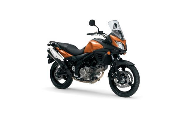 LEAKED: 2012 Suzuki V Strom 650 ABS 2011 Suzuki V Strom 650 ABS