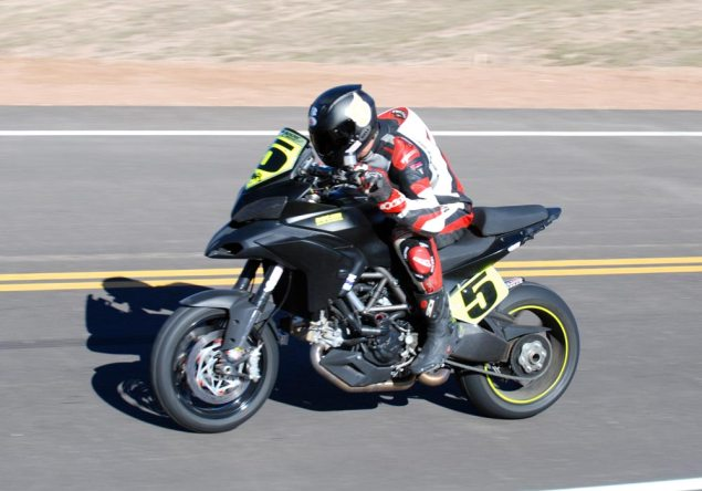 PPIHC: Carlin Dunne Smashes the Pikes Peak International Hill Climb Motorcycle Record   Declared Rookie of the Year Carlin Dunne Ducati Santa Barbara PPIHC 2 635x444