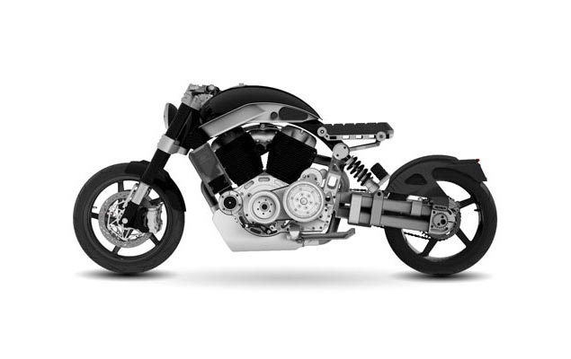 Confederate Motorcycles to Stay in bama Confederate Hellcat C3 X132