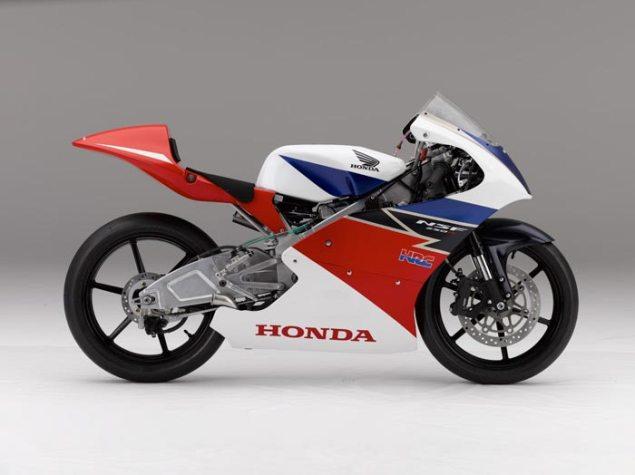 Honda NSF250R Moto3 Bike Honda NSF250R 635x475