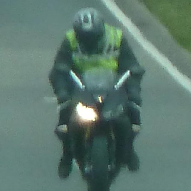 Are You the 2012 Triumph Daytona 675? 2012 triumph daytona 675 spy photo