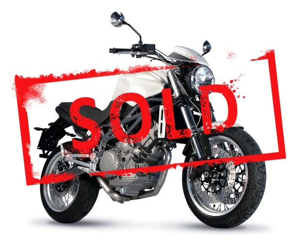 Moto Morini Finally Sold at Auction   €1.96 Million Moto Morini sold 635x508