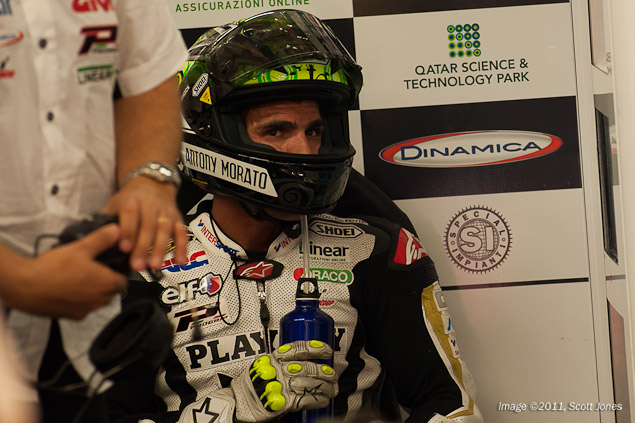 Rumor: The Clock is Ticking on Toni Elias Toni Elias MotoGP Mugello Scott Jones