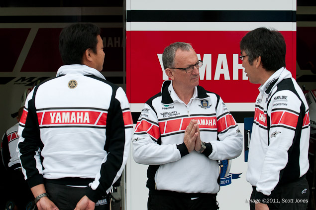 Preliminary Motegi Report Gives the All Clear for MotoGP Yamaha Japanese GP