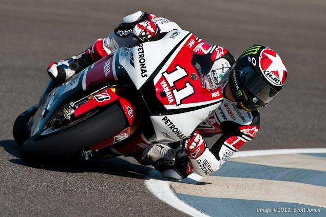 MotoGP: Lap Record Falls During Qualifying for Indy GP Ben Spis Qualifying Indianapolis GP
