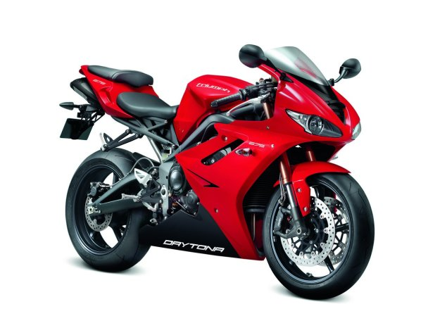 2012 Triumph Daytona 675 Gets Minor Updates 2012 Triumph Daytona 675 1 635x476