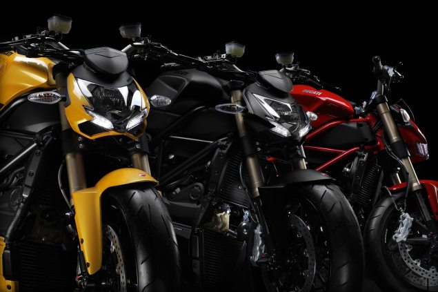 Photos and Video of the Ducati Streetfighter 848 Ducati Streetfighter 848 10 635x423