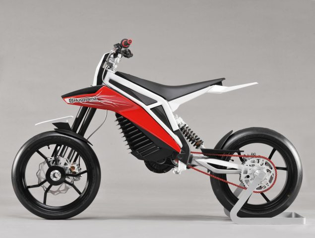 Husqvarna Concept E go   The Entry Level Electric Husqvarna Concept E go 4 635x480