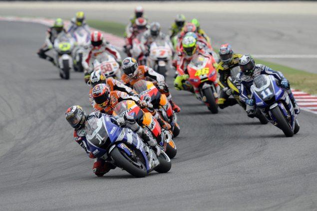 MotoGP: Last Lap Thriller at San Marino GP Underscores Pivotal Moment in Championship Jorge Lorenzo MotoGP San Marino GP 635x423