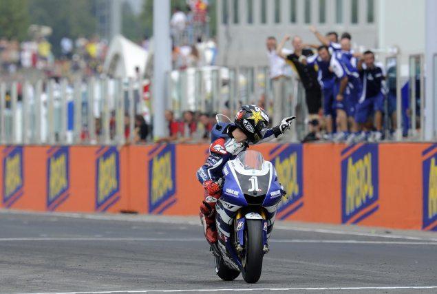 Yamaha Confirms Jorge Lorenzo Will Race at Motegi Jorge Lorenzo Yamaha Misano MotoGP. 635x427